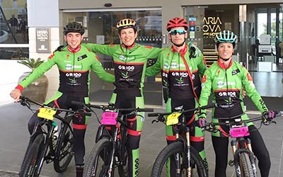 El Extremadura-Ecopilas con ganas de hacer un buen Campeonato de España BTT XCO en Valladolid el próximo fin de semana