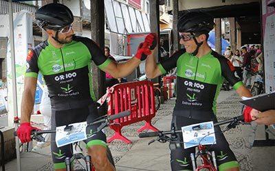 GONZÁLEZ Y CORDERO GOLPEAN PRIMERO EN PICOTA BIKE RACE